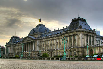 Royal Palace Of Brussels High Quality Background on Wallpapers Vista