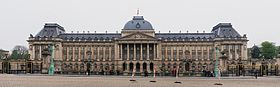 Royal Palace Of Brussels Backgrounds on Wallpapers Vista