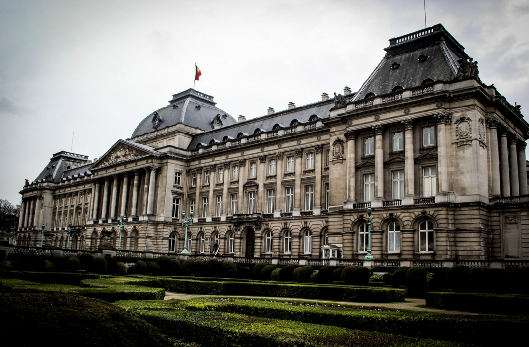 Amazing Royal Palace Of Brussels Pictures & Backgrounds