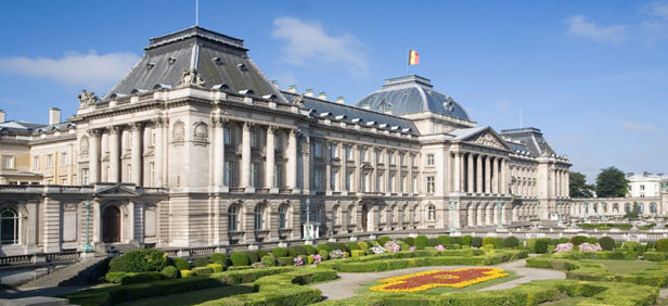 Nice wallpapers Royal Palace Of Brussels 616x282px
