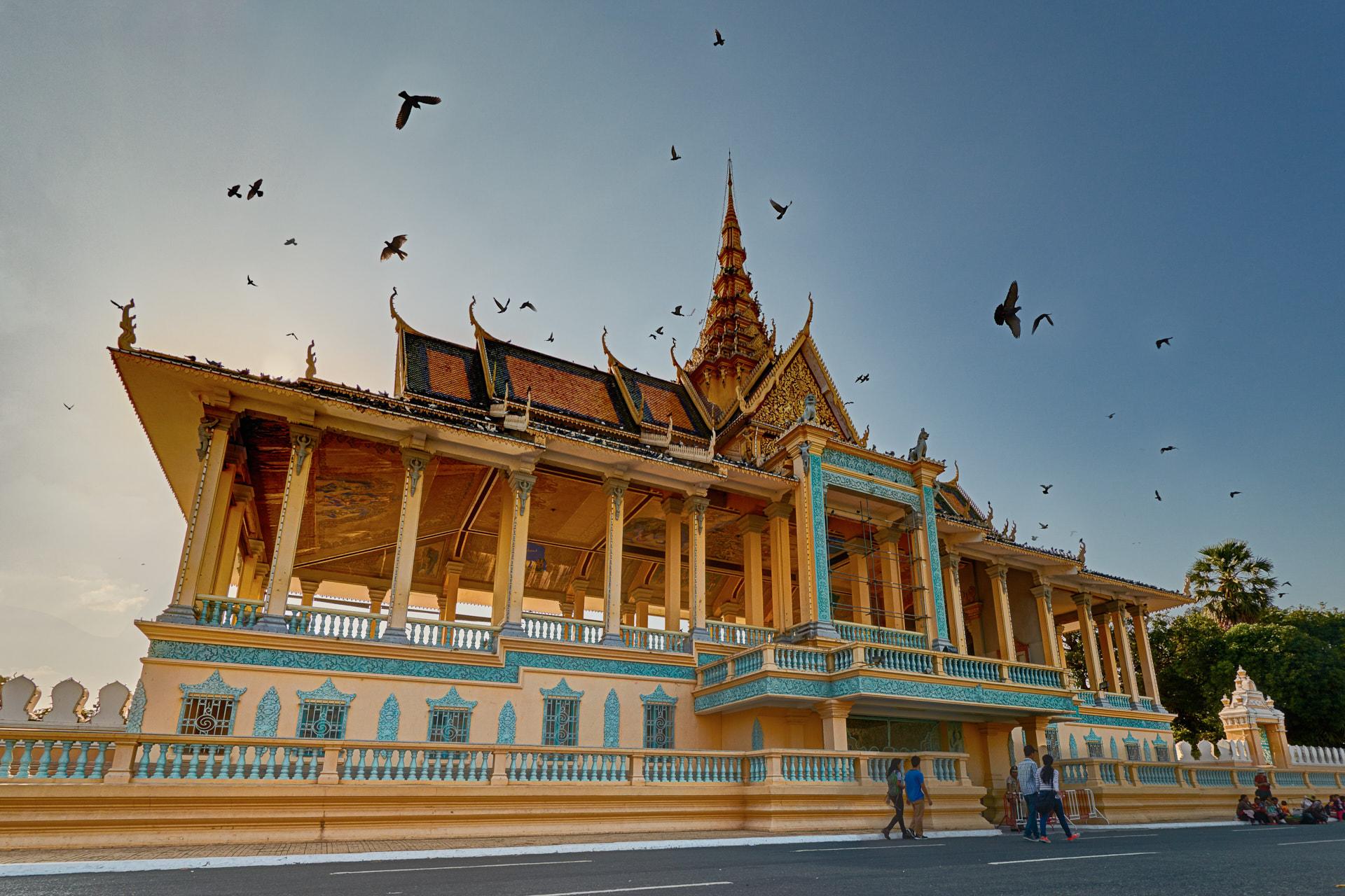 Images of Royal Palace, Phnom Penh | 1920x1280
