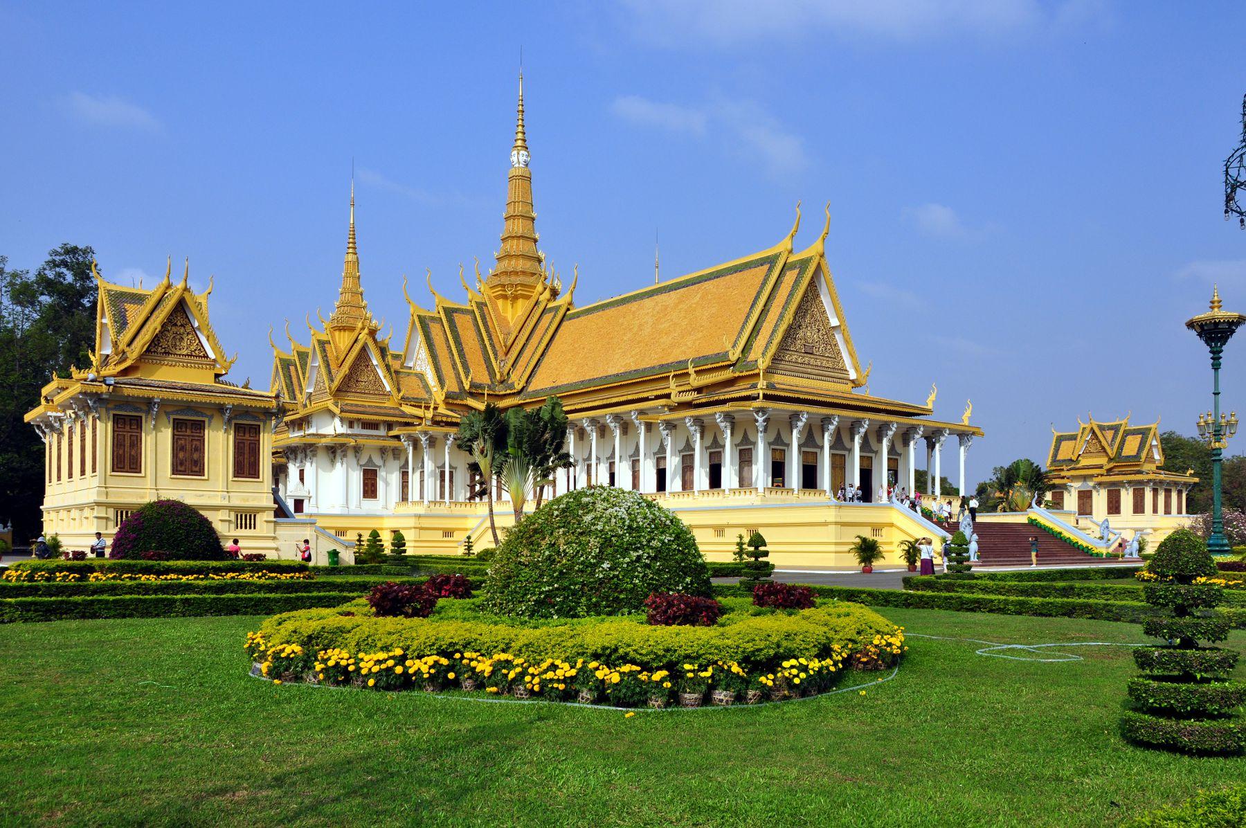 Images of Royal Palace, Phnom Penh | 1800x1196