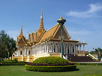 200x150 > Royal Palace, Phnom Penh Wallpapers