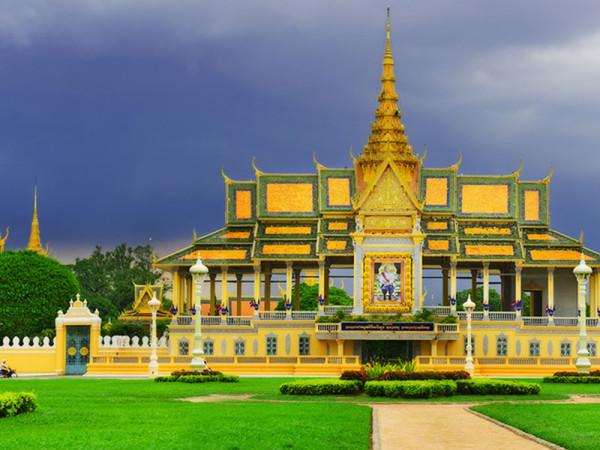 Images of Royal Palace, Phnom Penh | 600x450