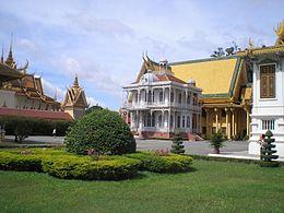 Nice wallpapers Royal Palace, Phnom Penh 260x195px