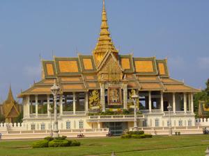 300x225 > Royal Palace, Phnom Penh Wallpapers