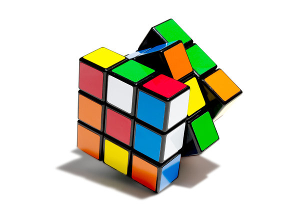 Rubik's Cube Backgrounds on Wallpapers Vista