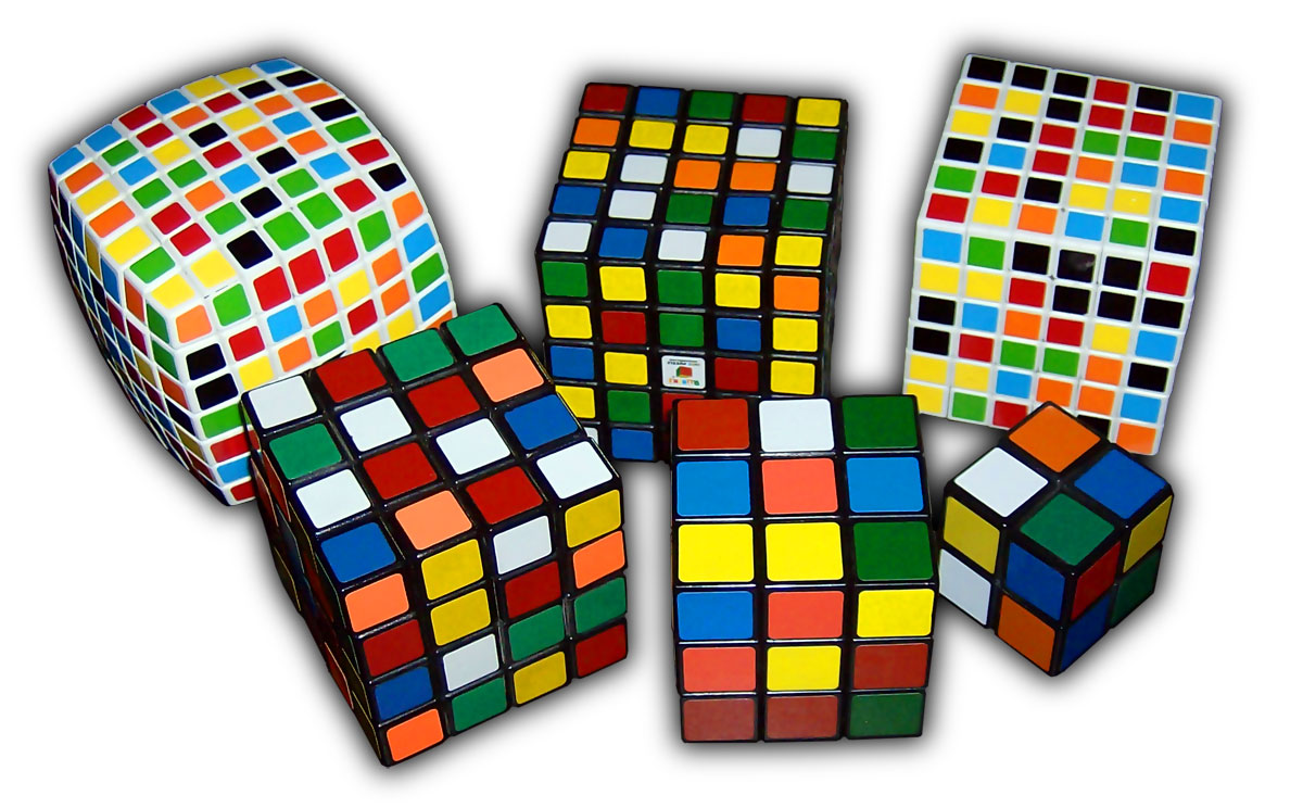 Amazing Rubik's Cube Pictures & Backgrounds