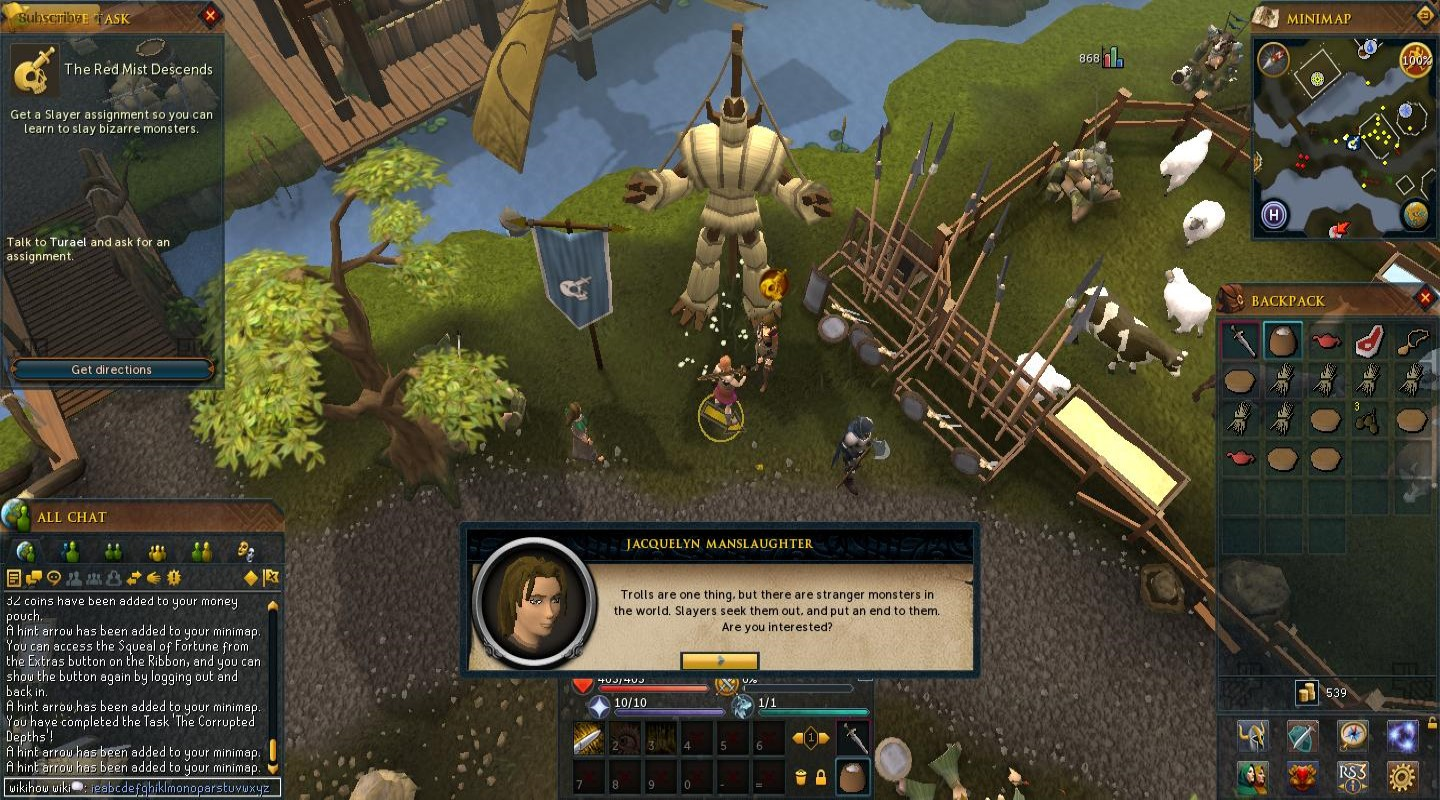 Runescape wallpapers, Video Game, HQ Runescape pictures | 4K