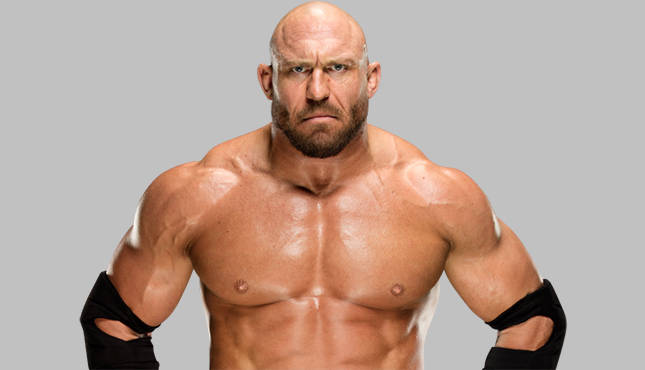 Nice Images Collection: Ryback Desktop Wallpapers
