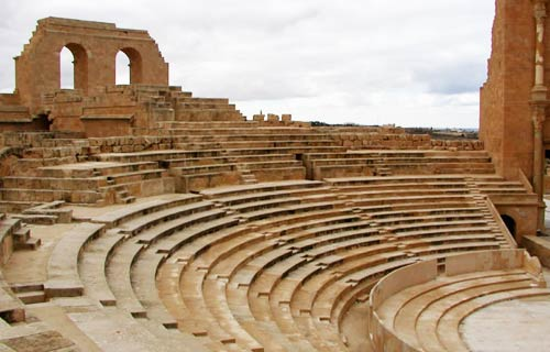 Amazing Sabratha Pictures & Backgrounds
