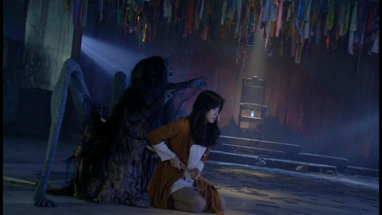 Nice wallpapers Sadako 3d 1280x720px