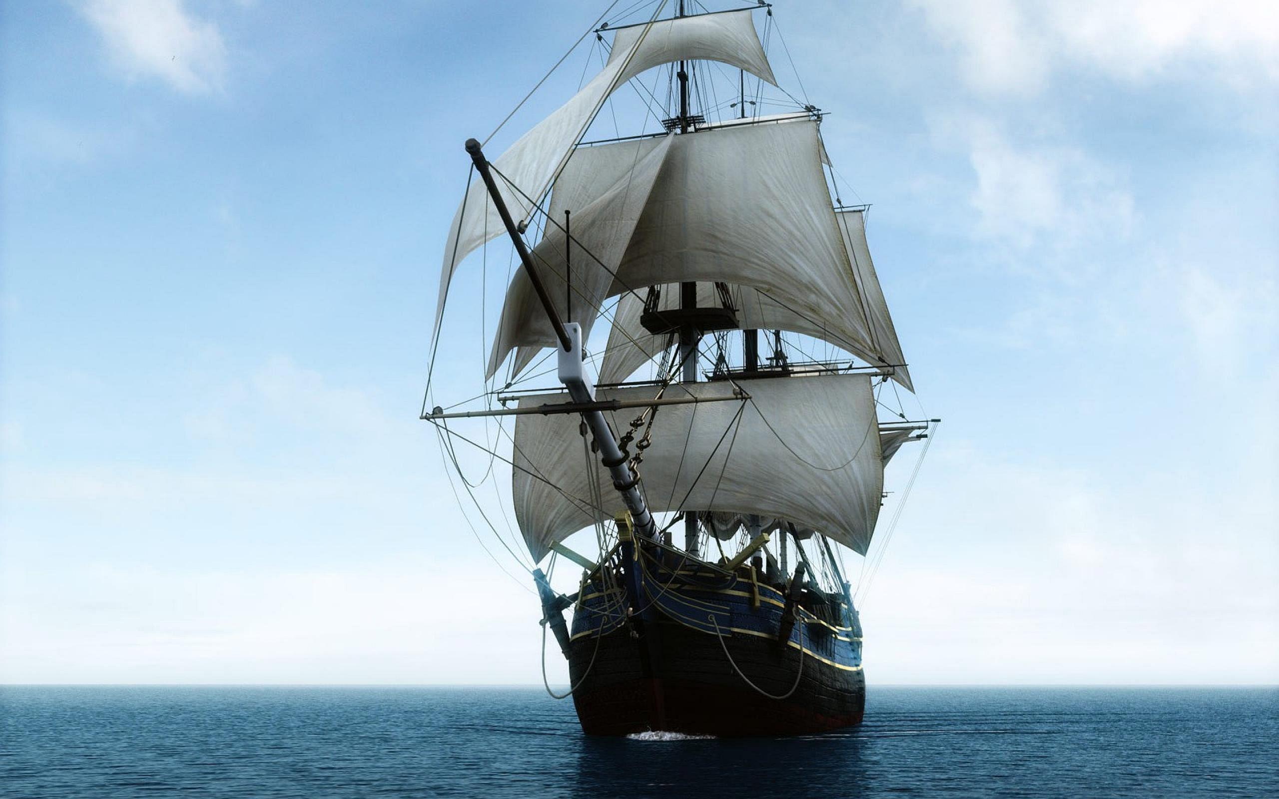 Sailing Ship #9