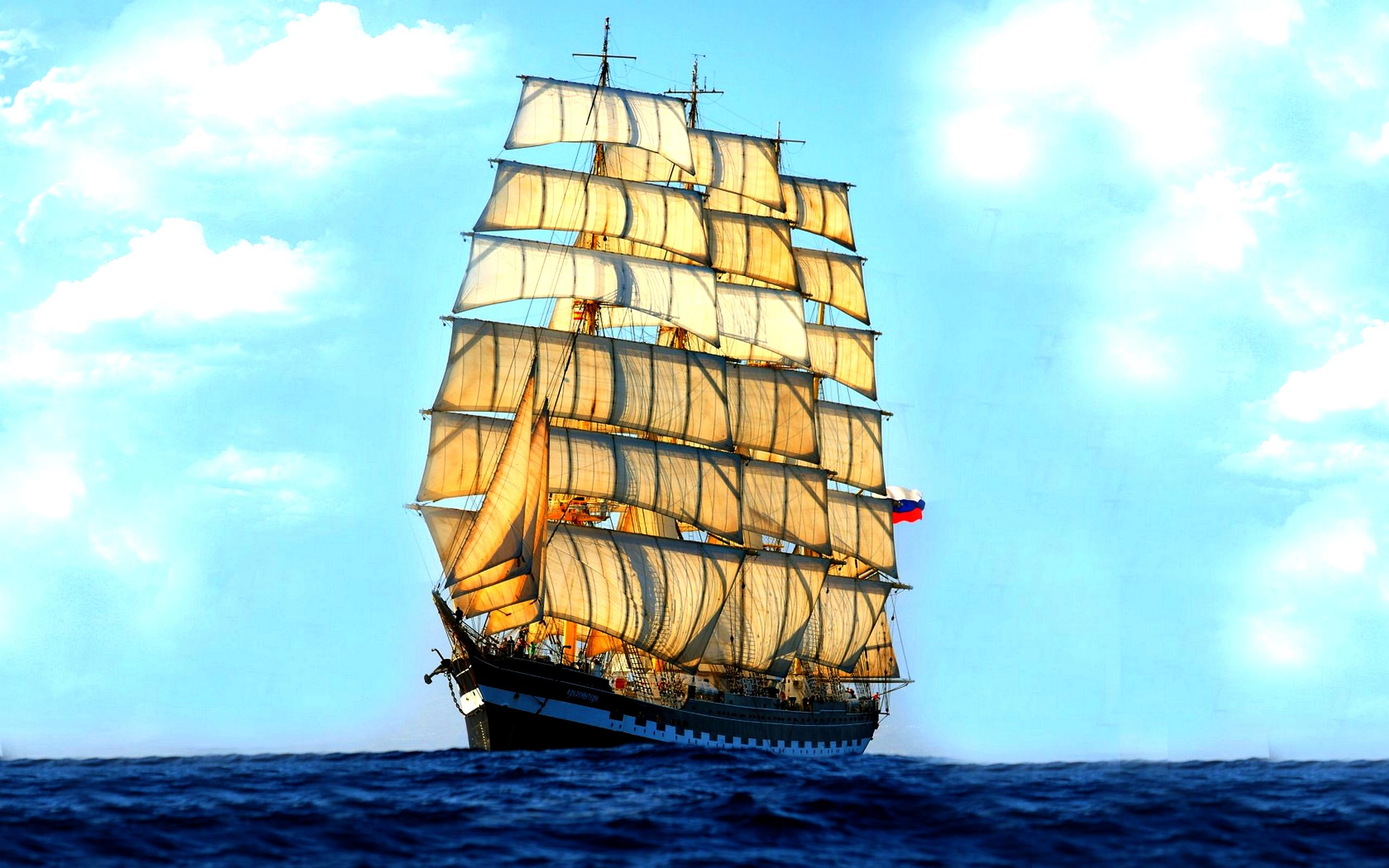 Sailing Ship HD wallpapers, Desktop wallpaper - most viewed