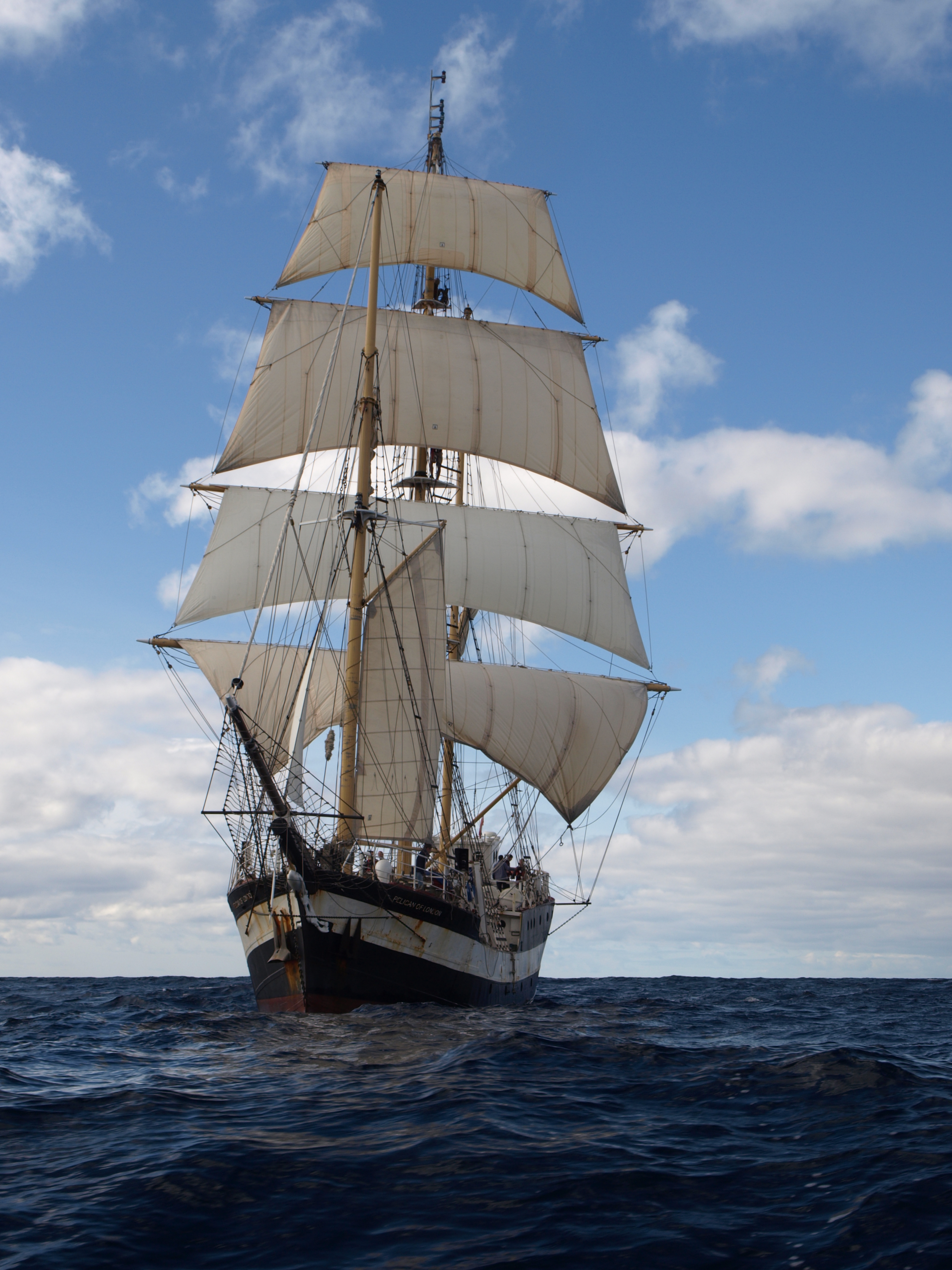 Sailing Ship High Quality Background on Wallpapers Vista