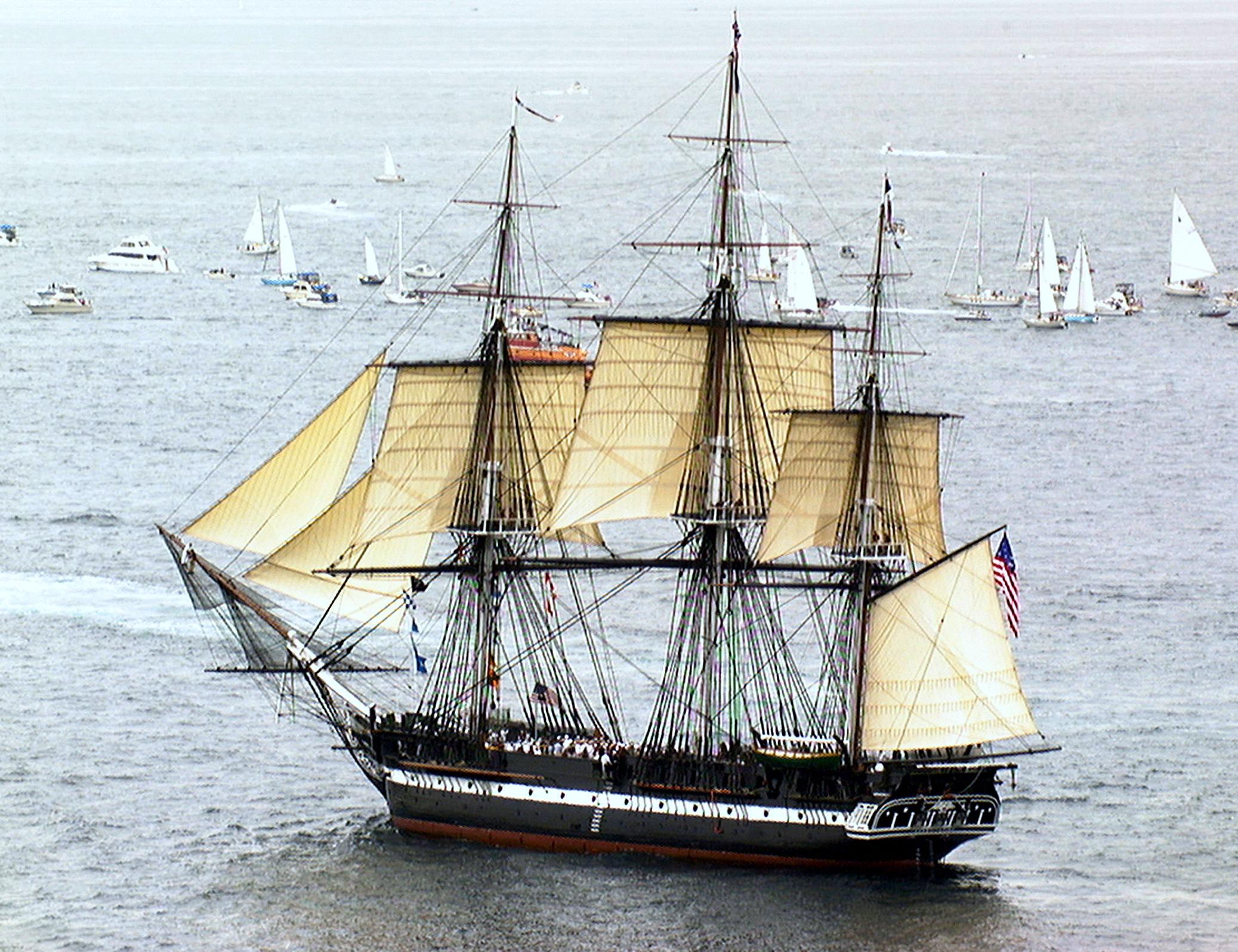 Sailing Ship Pics, Artistic Collection