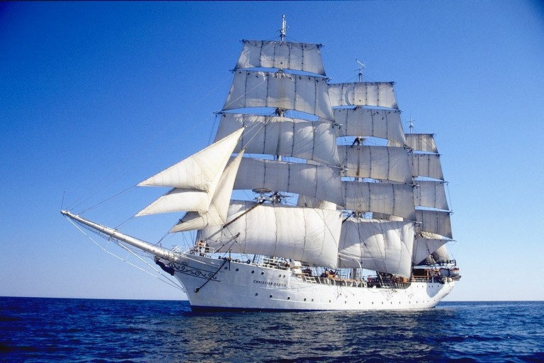 HD Quality Wallpaper | Collection: Artistic, 768x512 Sailing Ship