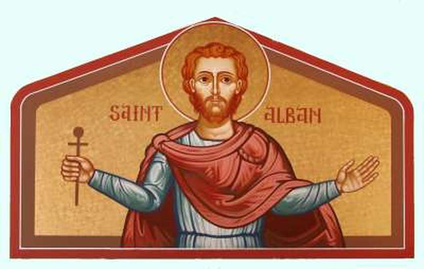 HD Quality Wallpaper | Collection: Artistic, 867x550 Saint Alban