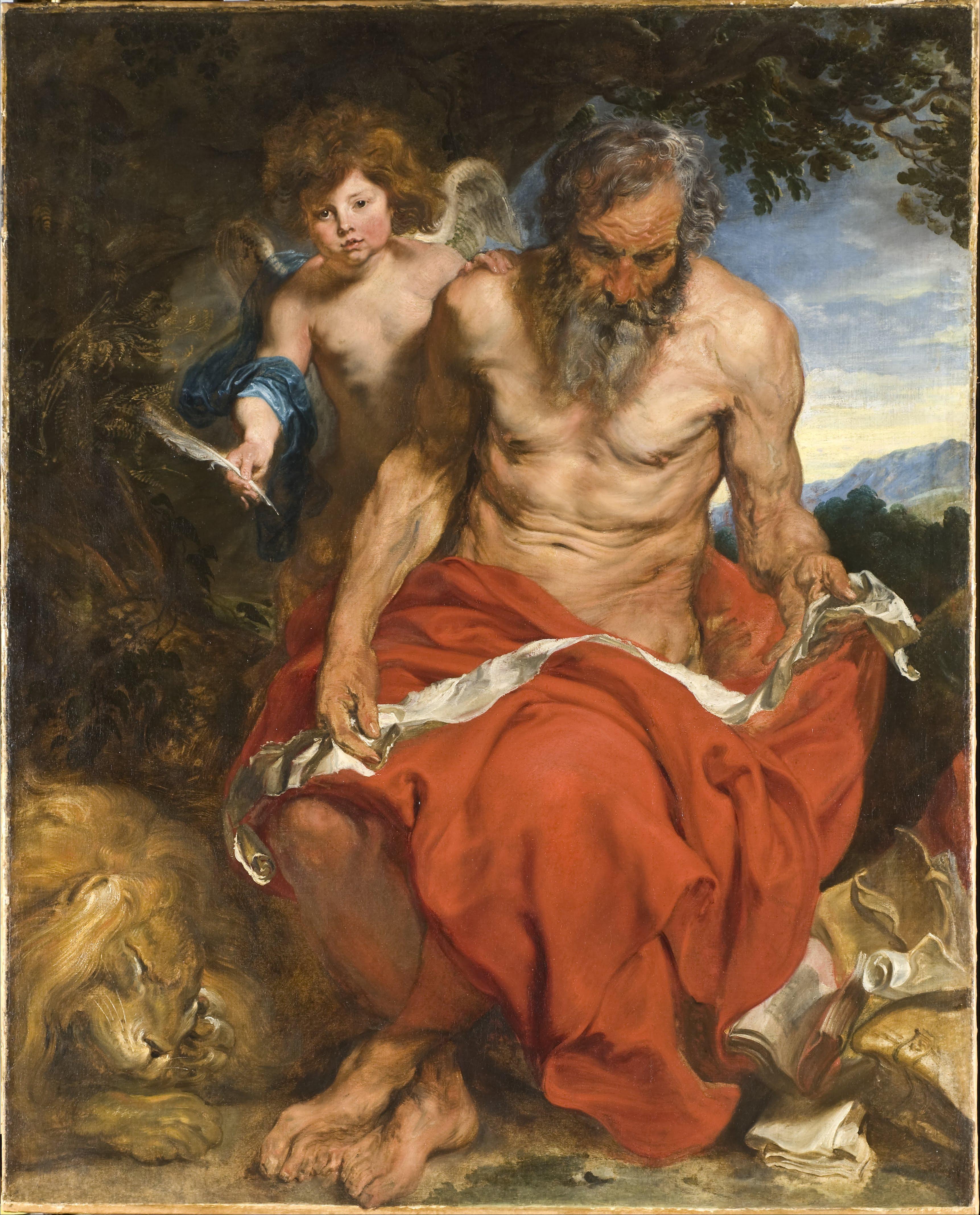 Saint Jerome #5