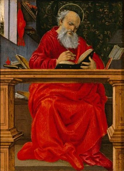 Saint Jerome #22