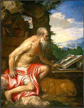 Saint Jerome Pics, Artistic Collection