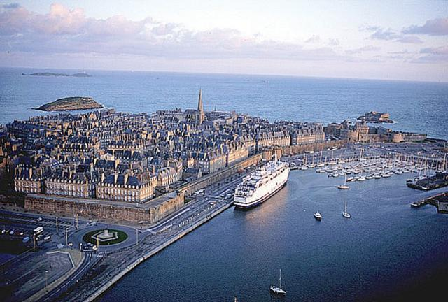Nice wallpapers Saint Malo 640x432px