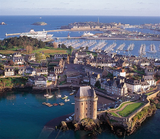 Saint Malo Backgrounds, Compatible - PC, Mobile, Gadgets| 530x460 px