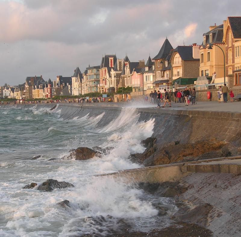 HD Quality Wallpaper | Collection: Man Made, 800x787 Saint Malo