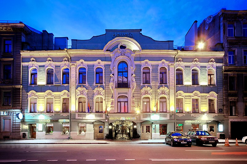 Saint Petersburg Pics, Man Made Collection