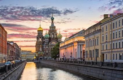 HQ Saint Petersburg Wallpapers | File 56.81Kb