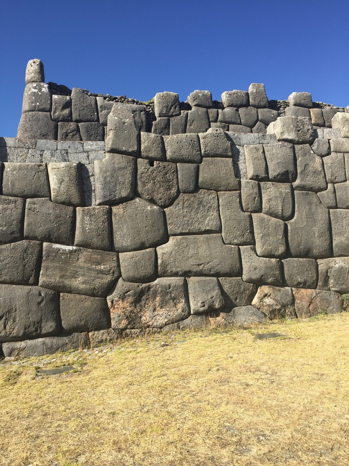 HD Quality Wallpaper | Collection: Man Made, 1200x1600 Saksaywaman