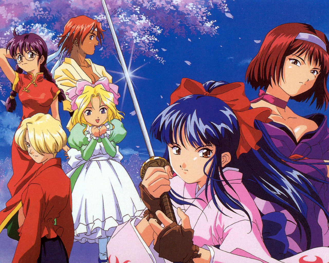 sakura wars the movie download