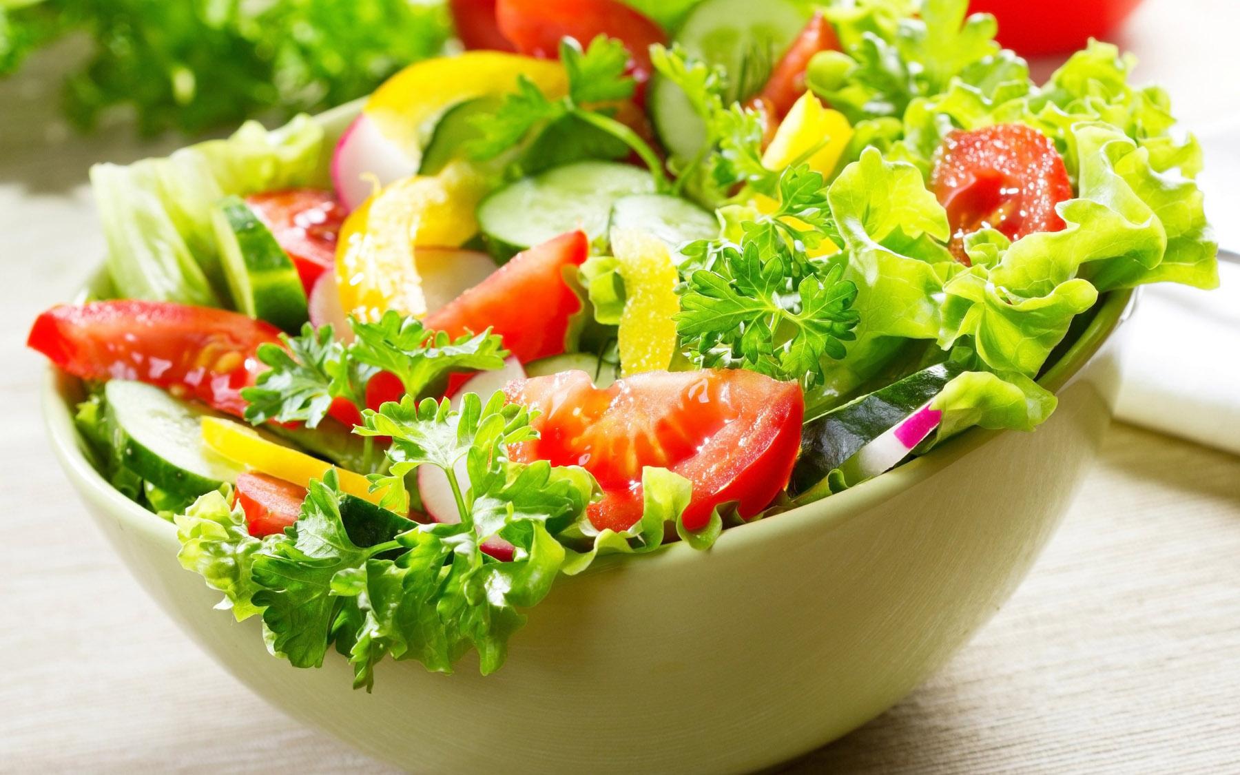 Salad Backgrounds on Wallpapers Vista