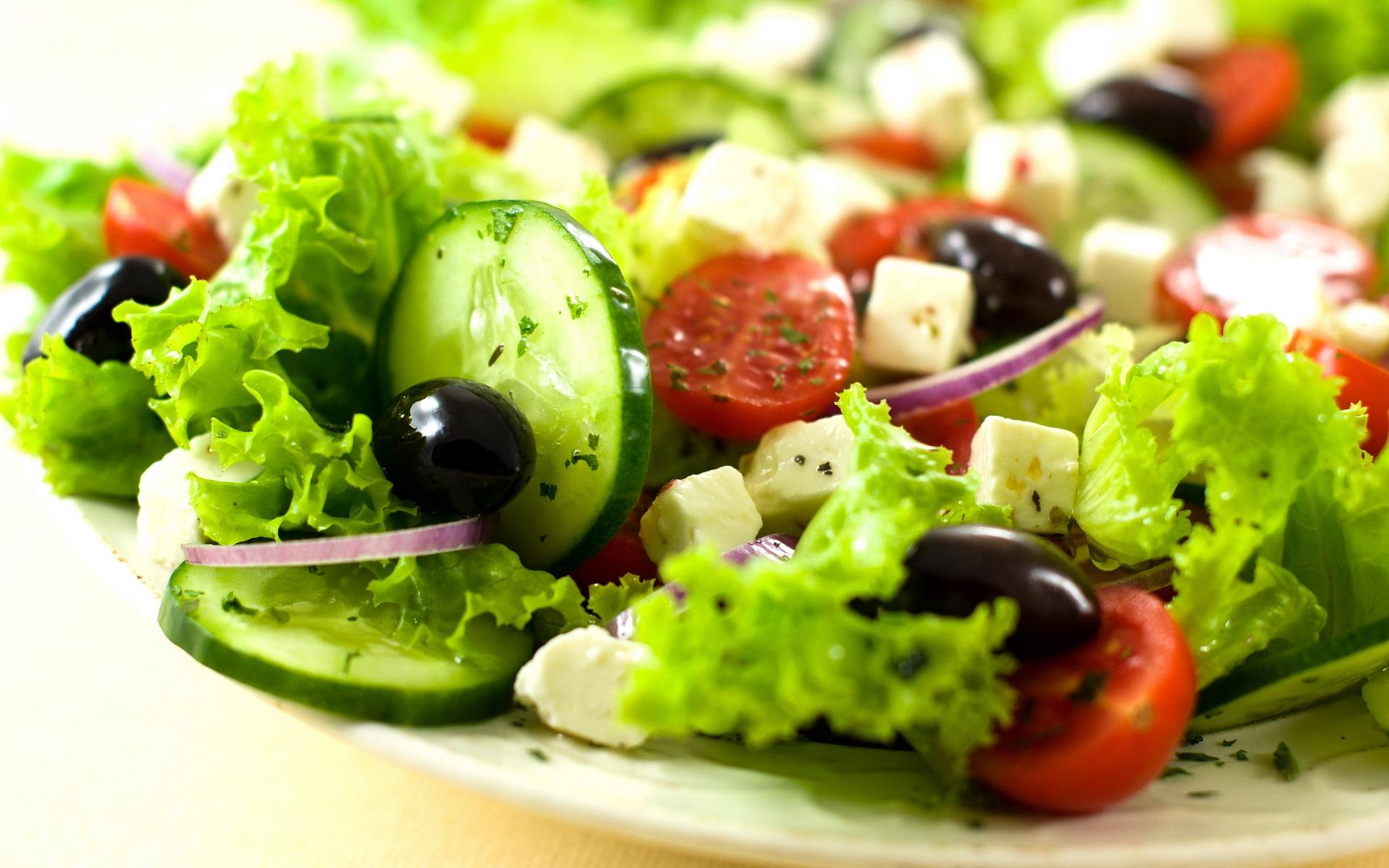 Salad Pics, Food Collection