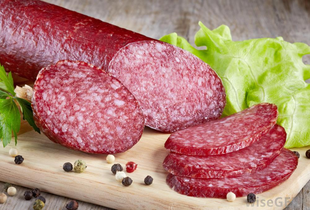 Amazing Salami Pictures & Backgrounds