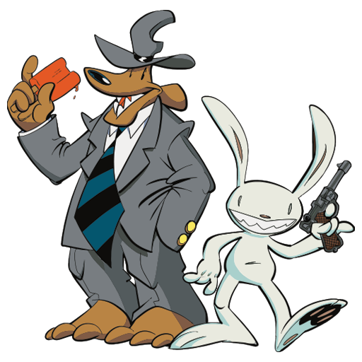 High Resolution Wallpaper | Sam And Max 512x512 px