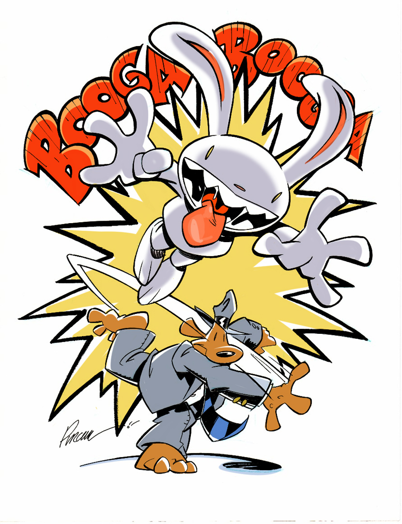 830x1080 > Sam And Max Wallpapers