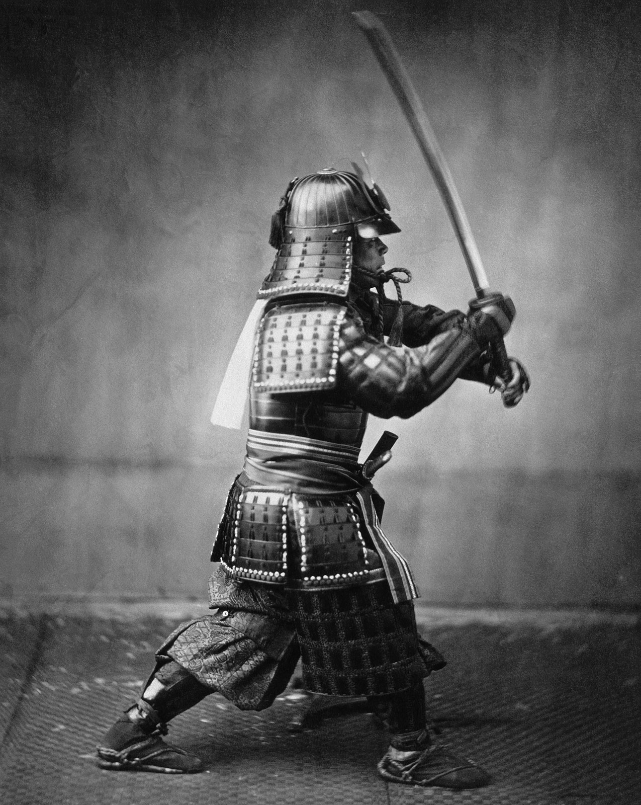 HD Quality Wallpaper | Collection: Artistic, 1275x1600 Samurai
