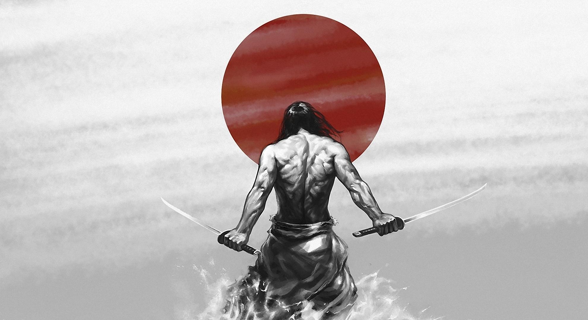Samurai Backgrounds, Compatible - PC, Mobile, Gadgets| 1980x1080 px