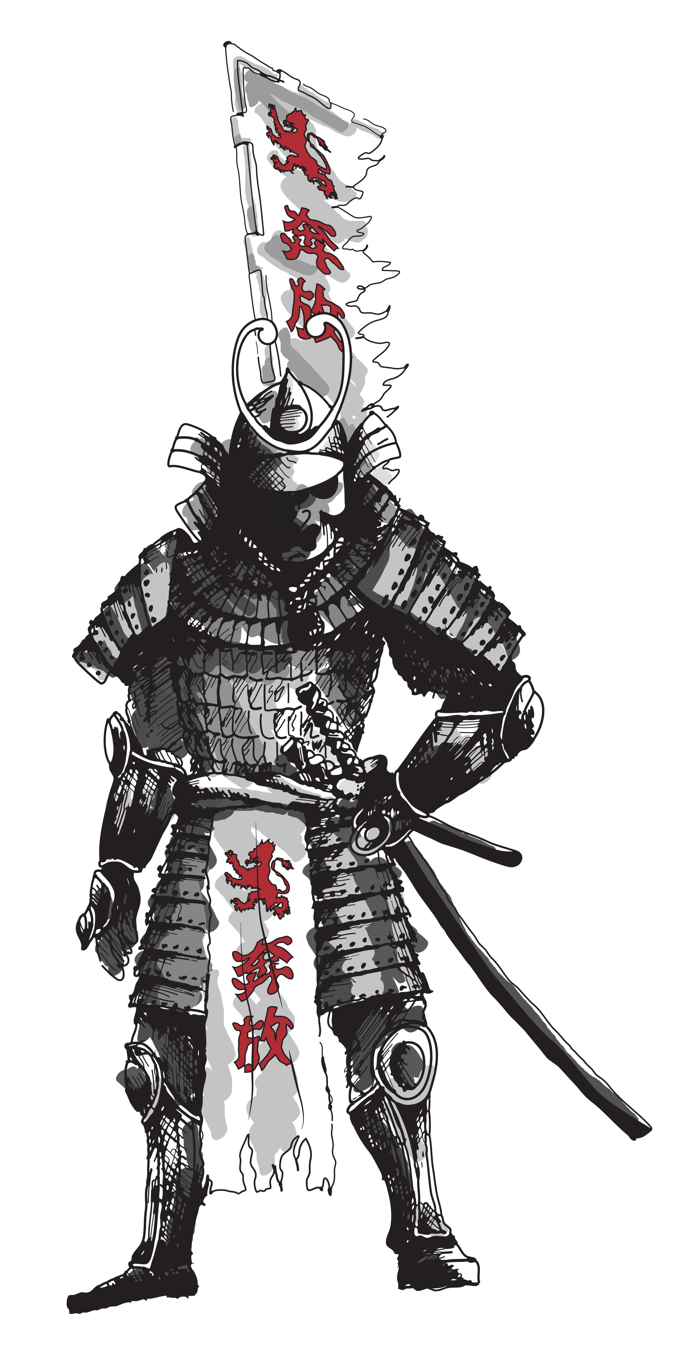 Amazing Samurai Pictures & Backgrounds
