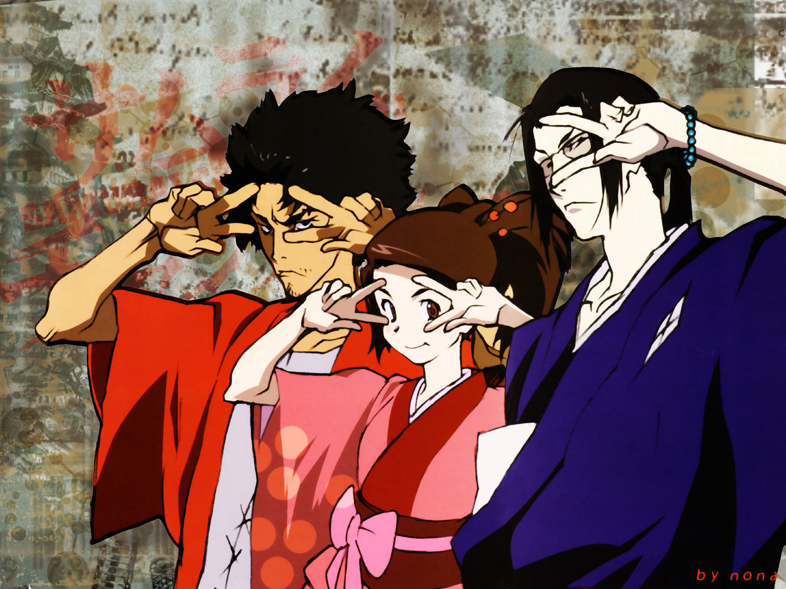 Samurai Champloo Wallpapers Anime Hq Samurai Champloo Pictures 4k Wallpapers 2019