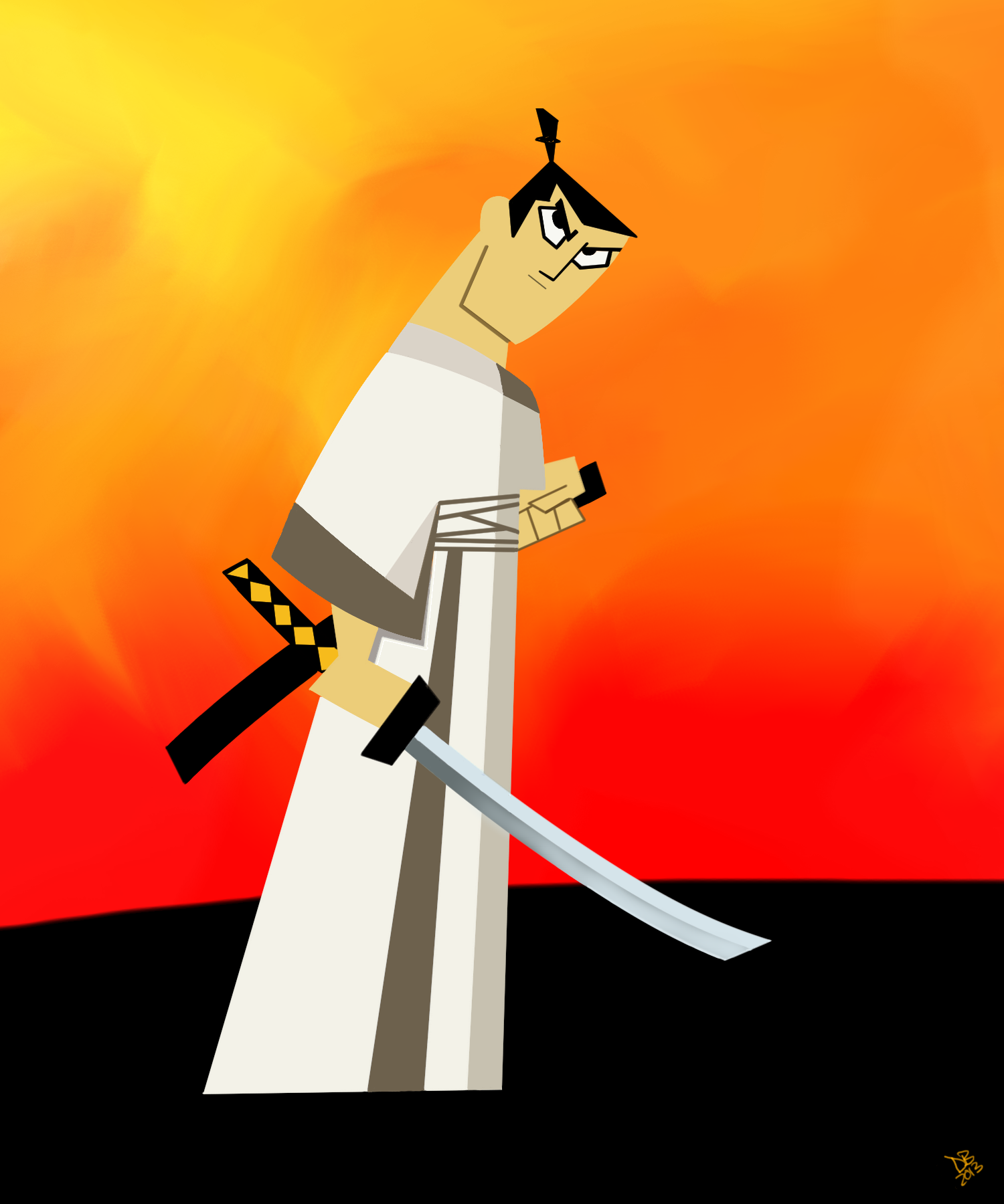 Samurai Jack HD wallpapers, Desktop wallpaper - most viewed