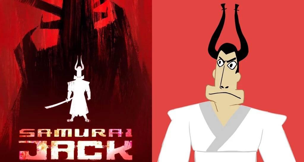 High Resolution Wallpaper   Samurai Jack 1024x545 px