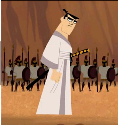 Images of Samurai Jack   453x480