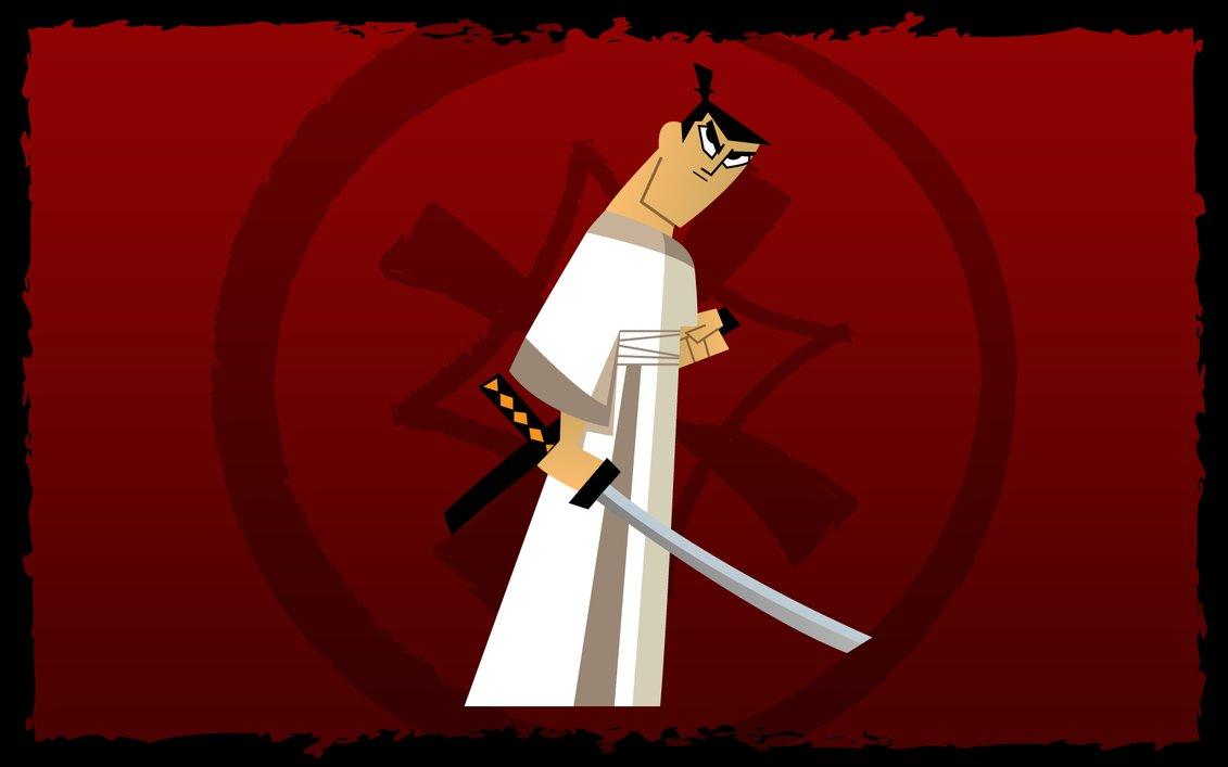 HQ Samurai Jack Wallpapers   File 50.7Kb