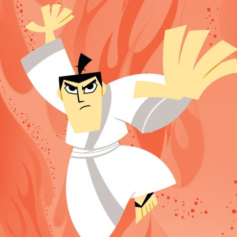 Samurai Jack High Quality Background on Wallpapers Vista