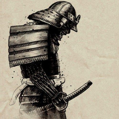 High Resolution Wallpaper | Samurai 500x500 px