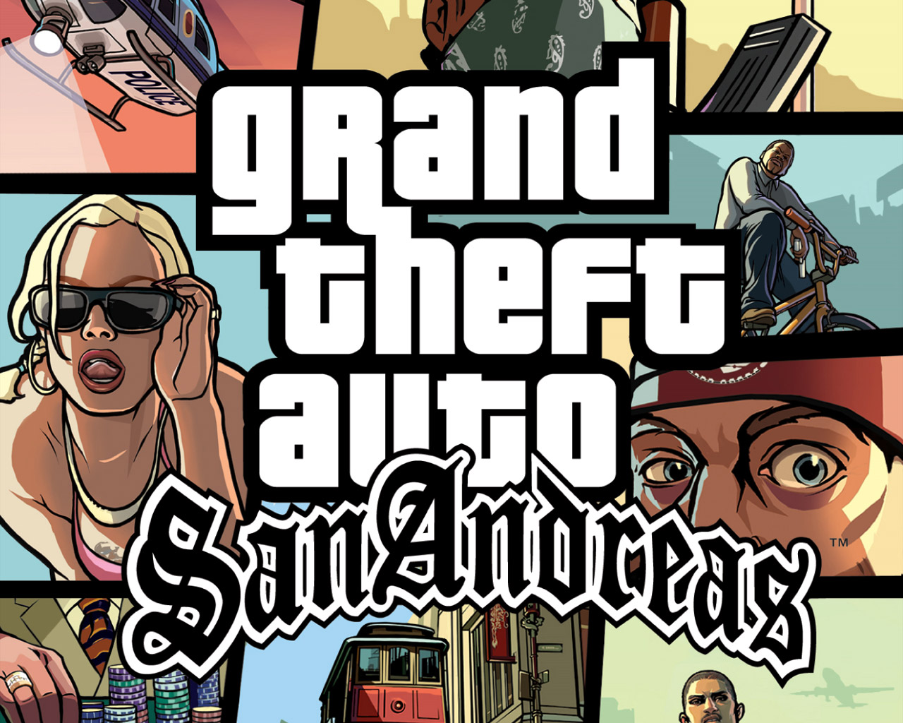 Images of Grand Theft Auto: San Andreas | 1280x1024