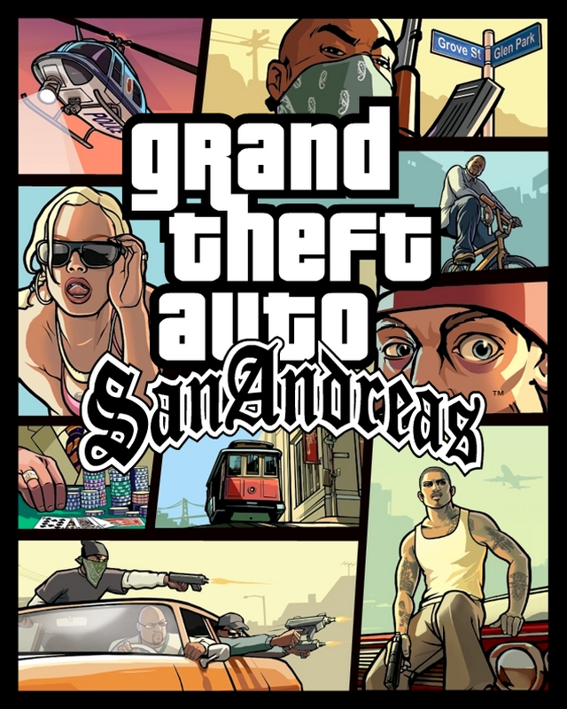 Grand Theft Auto: San Andreas Backgrounds, Compatible - PC, Mobile, Gadgets| 640x800 px