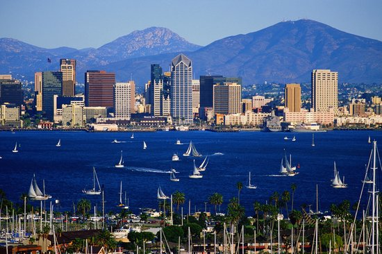 San Diego Backgrounds, Compatible - PC, Mobile, Gadgets| 550x366 px